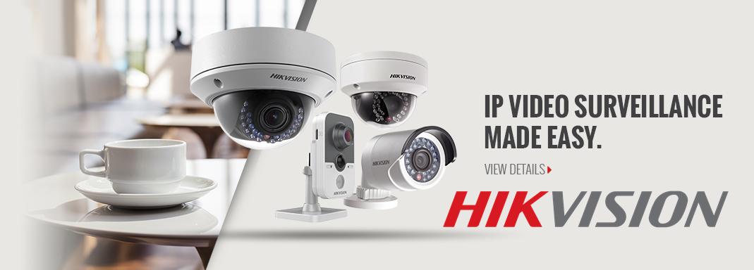 Trọn gói camera HIKvision