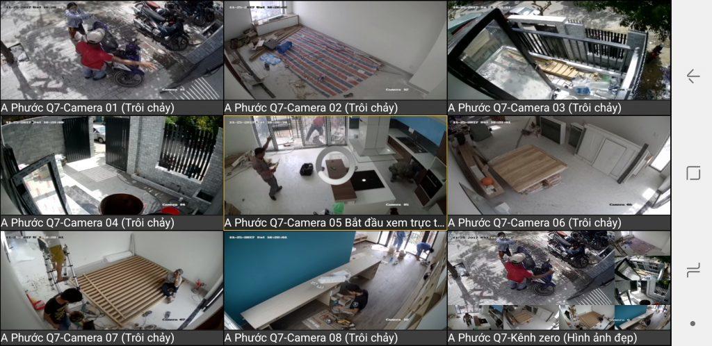 lắp đặt camera trọn bộ quận 1