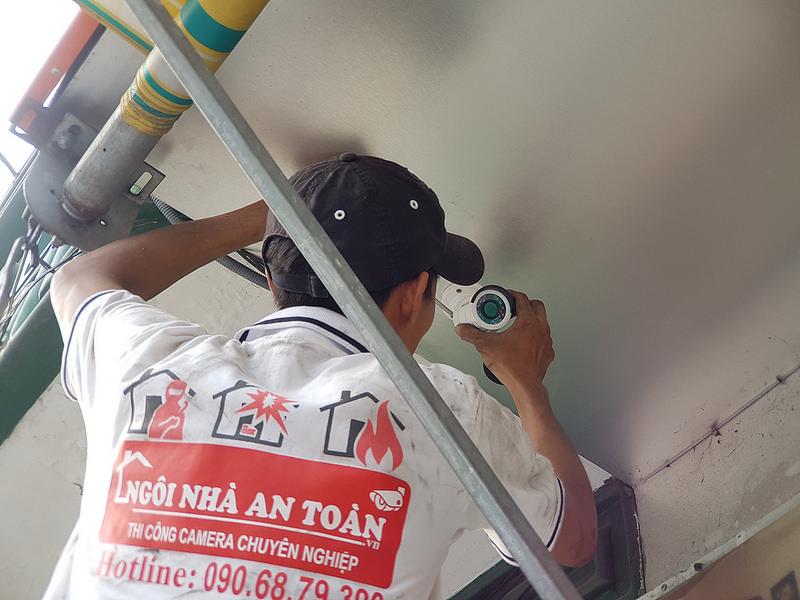 lắp đặt camera trọn bộ quận Bình Thạnh